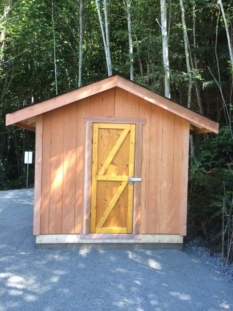 cedar shed emcs task shed - Garden Sheds Victoria Bc