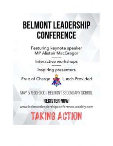 Belmont Leadership Conference