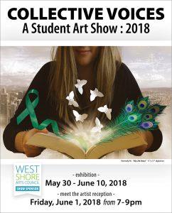 Collective Voices - A student Art Show