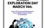 Royal Bay's Career Exploration Day – March 14th, 2018